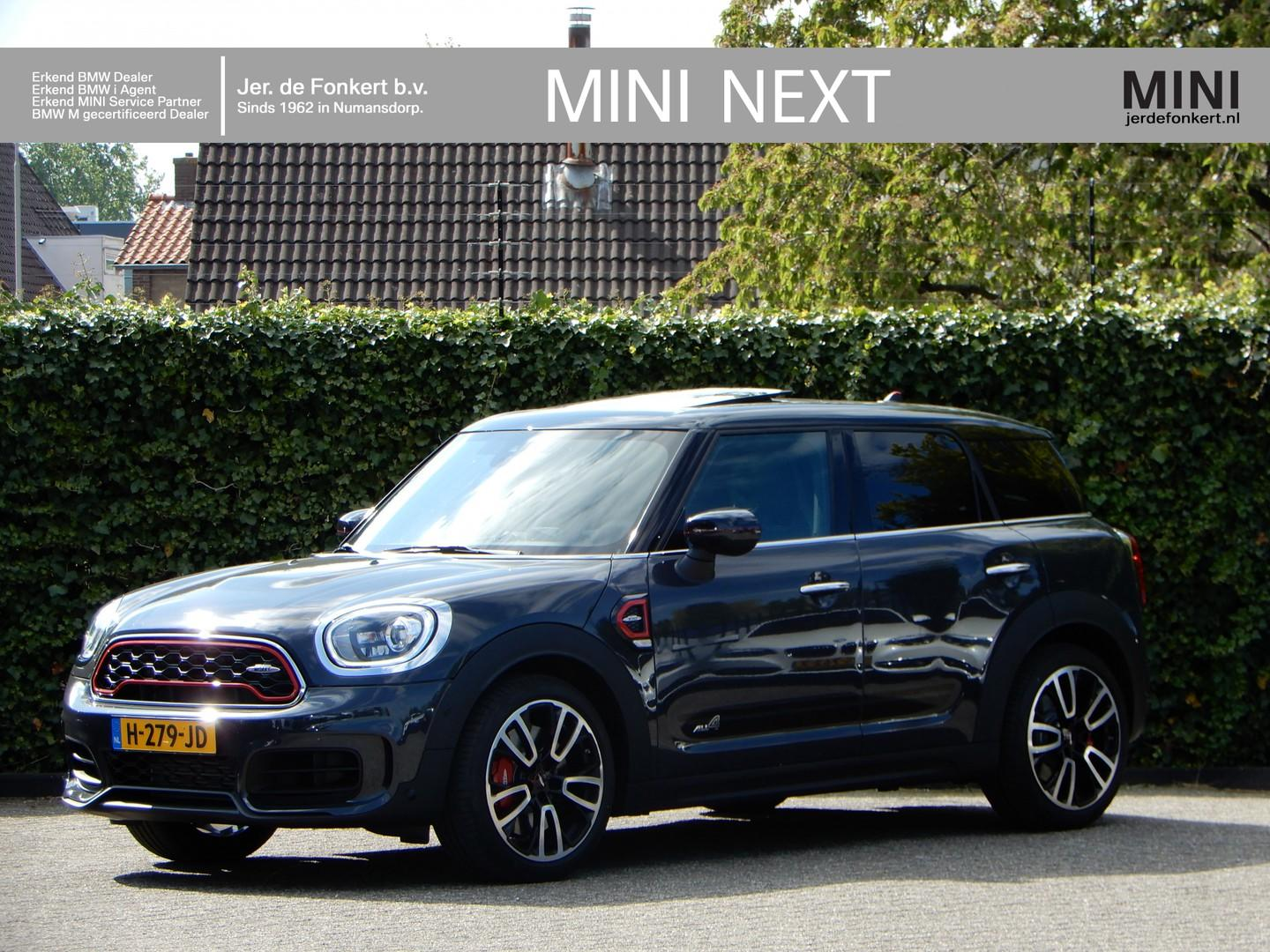 Mini Countryman Jcw all4