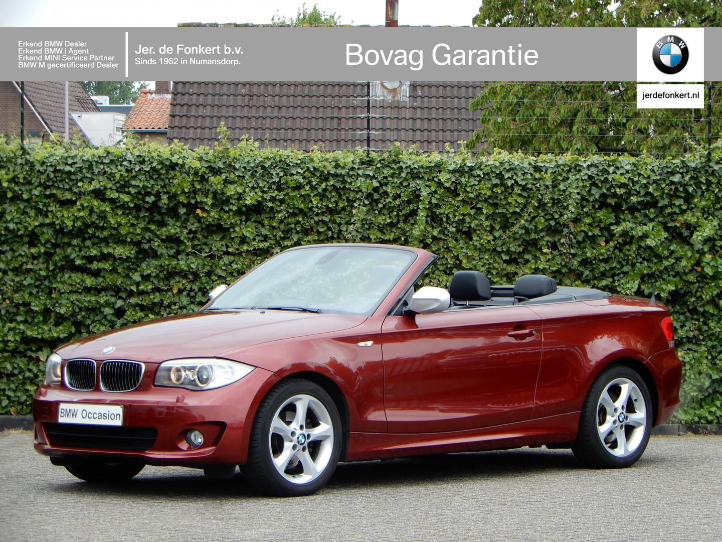 Bmw 1 serie Cabrio 118i exclusive edition