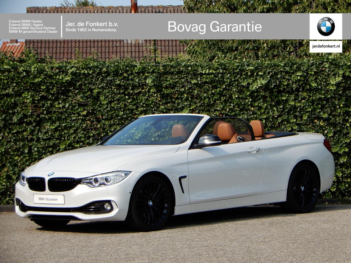 Bmw 4 serie Cabrio 435i high exe