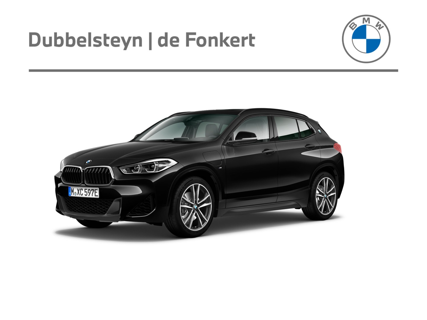 Bmw X2 Xdrive25e high exe
