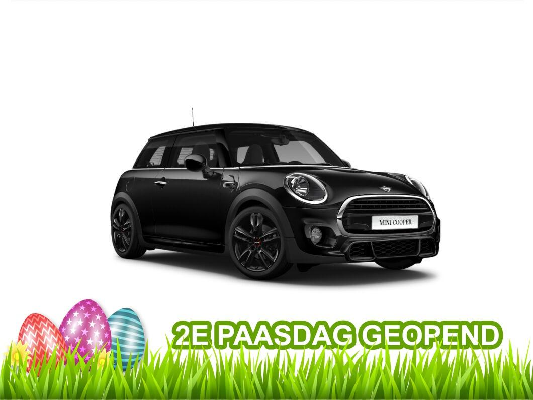 Mini 3-deurs 3-deurs cooper john cooper works trim business plus