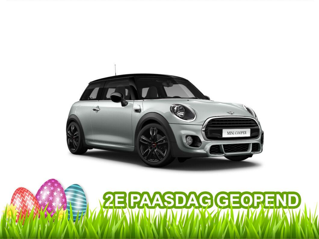 Mini 3-deurs 1.5 cooper john cooper works trim business