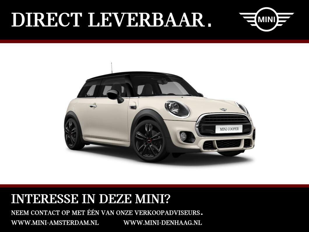 Mini 3-deurs 1.5 cooper john cooper works business