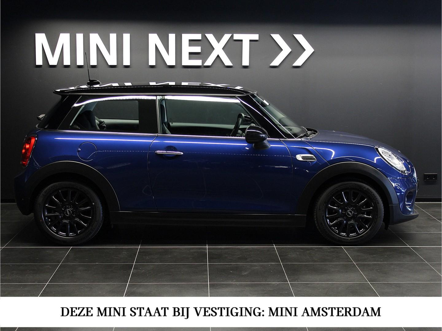 Mini 3-deurs 1.5 cooper chili wired