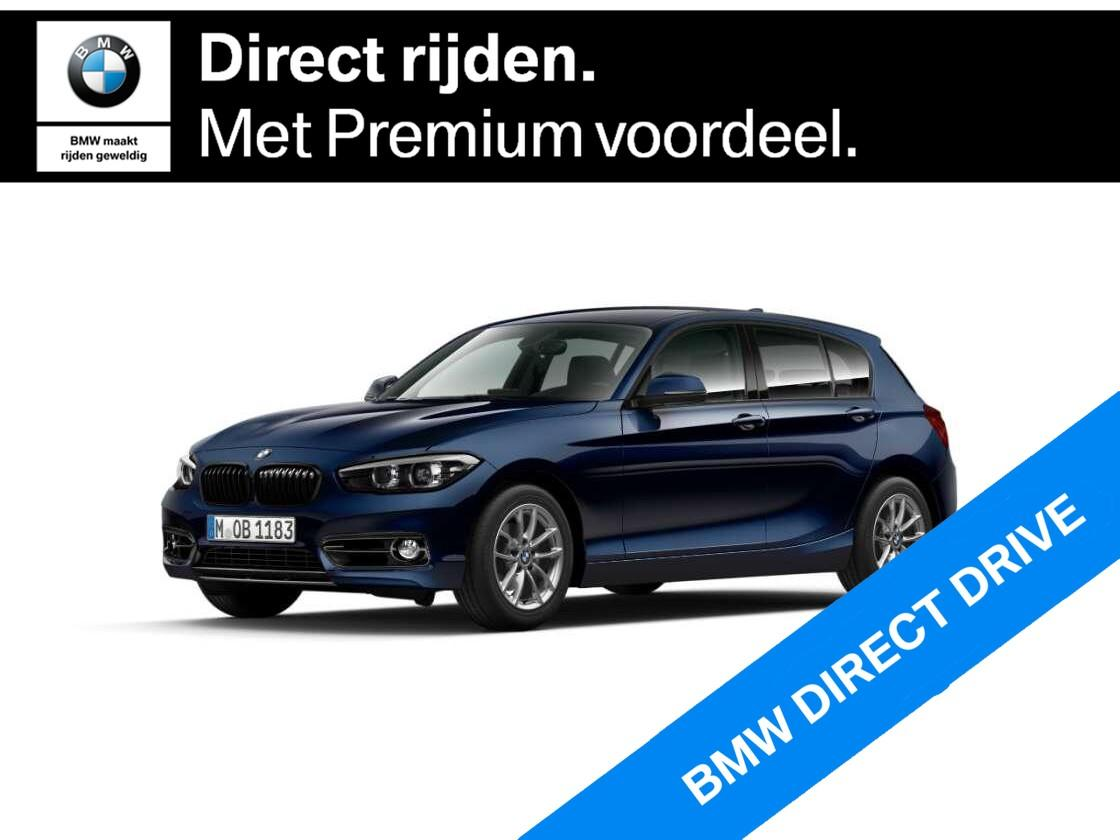 Bmw 1 serie 118i edition executive sport line shadow