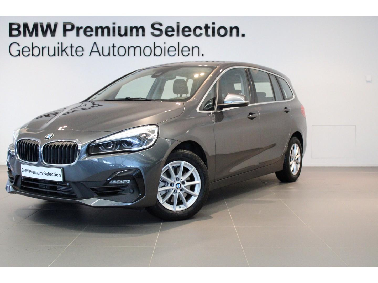 Bmw 2 serie Gran tourer 218i corporate lease executive