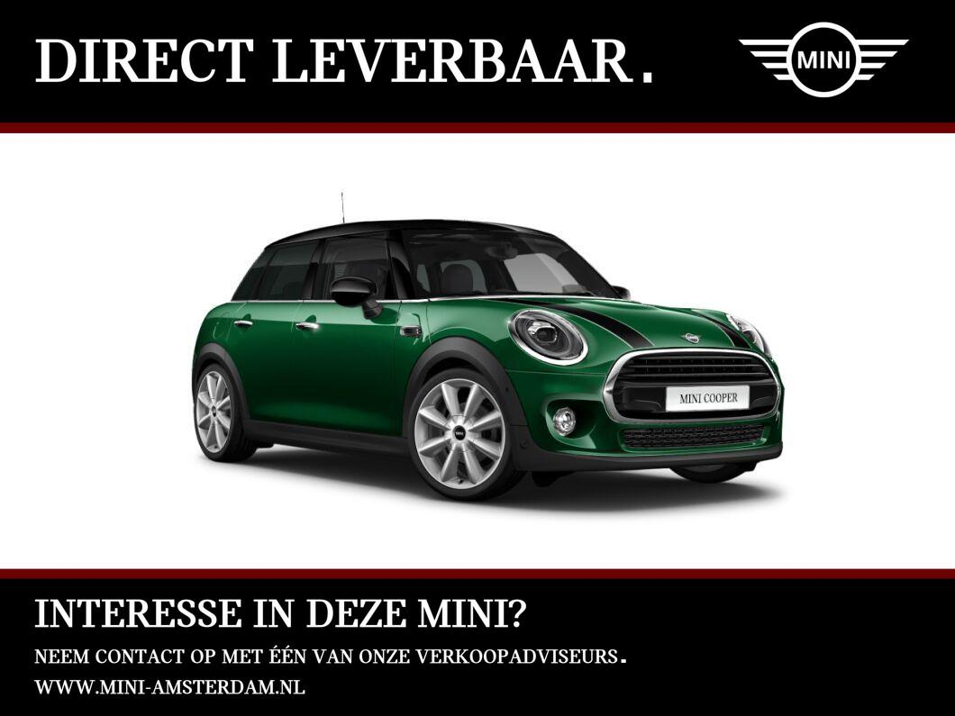 Mini 5-deurs 1.5 cooper 60 years edition
