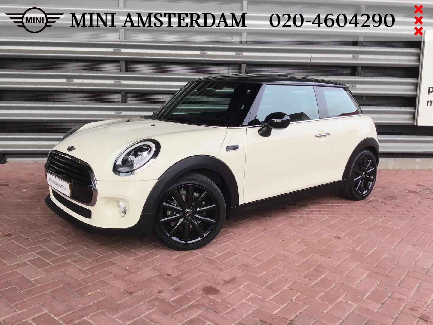 Mini 3-deurs 1.5 cooper chili business