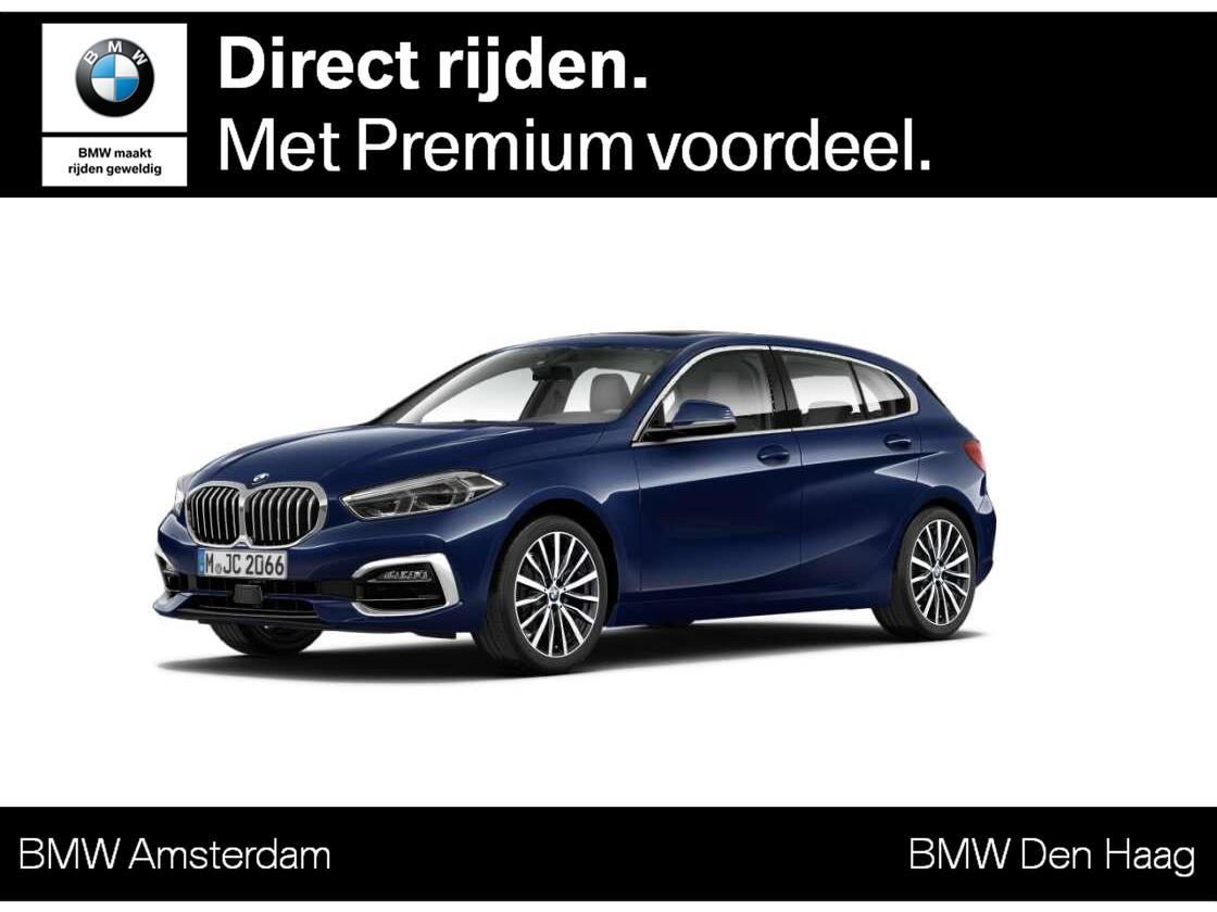 Bmw 1 serie 118i high executive luxury line
