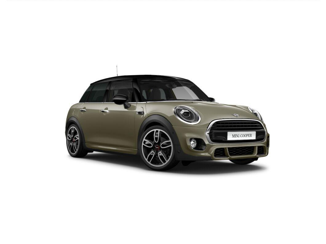 Mini 5-deurs 1.5 cooper john cooper works trim pakket serious business