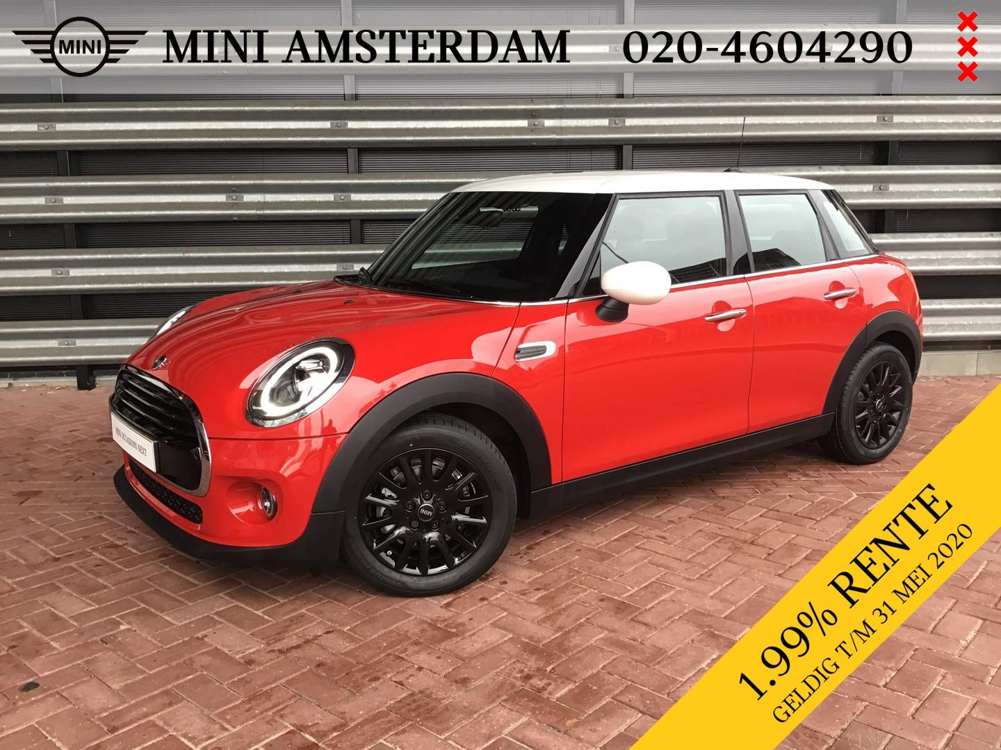 Mini 5-deurs 1.5 cooper salt business plus