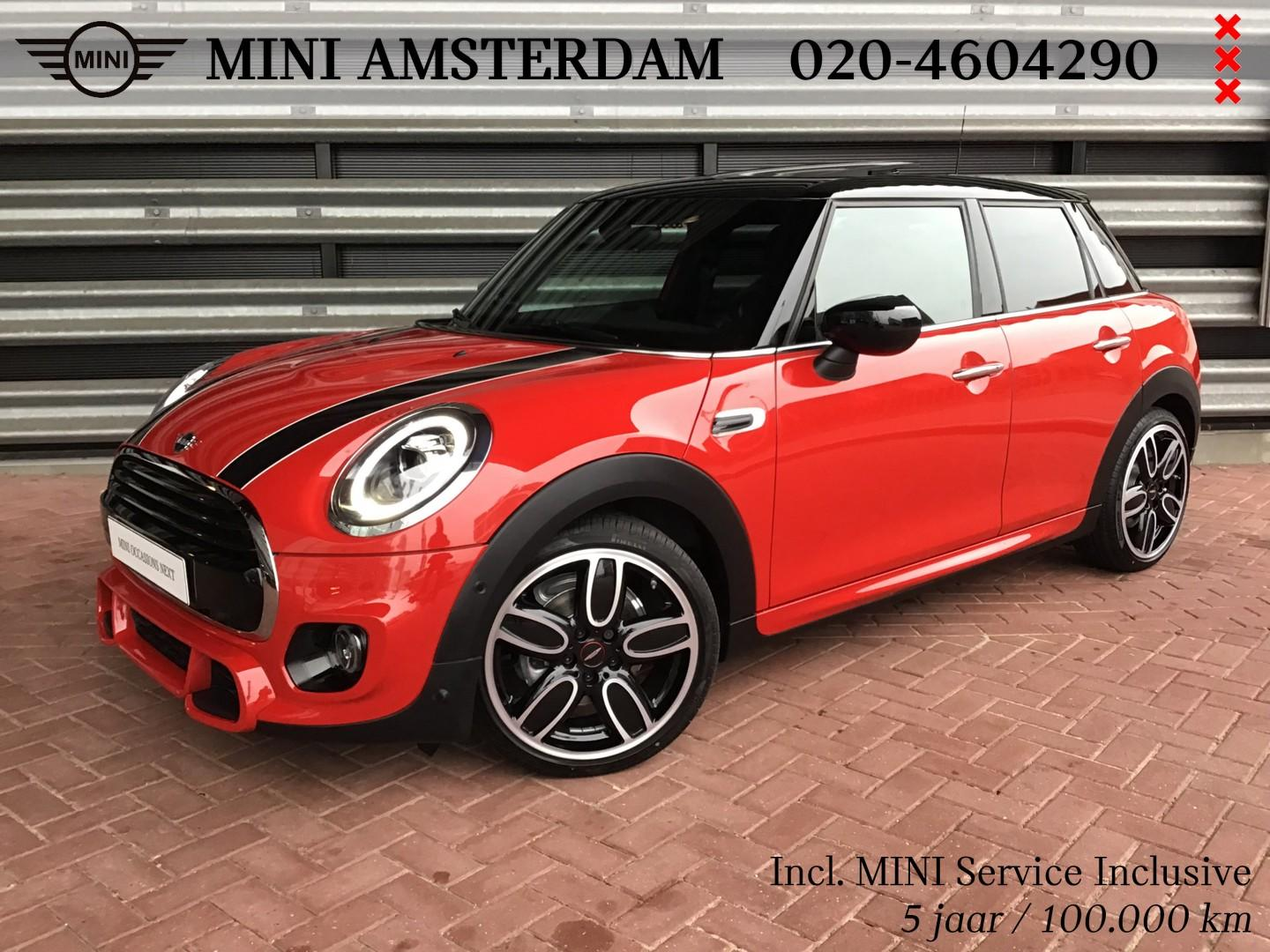 Mini 5-deurs 1.5 cooper john cooper works serious business