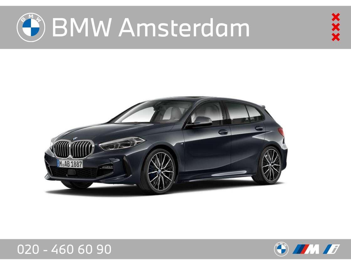 Bmw 1 serie 120d xdrive high executive m-sport