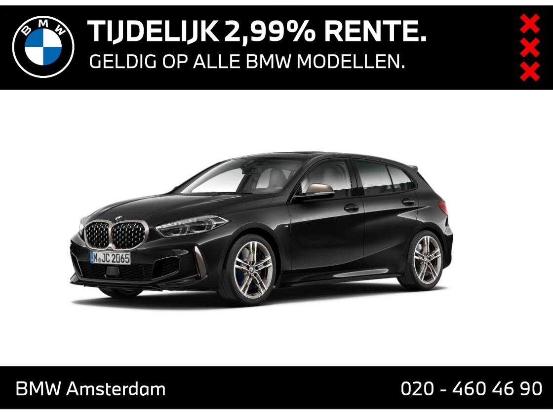Bmw 1 serie M135i xdrive high executive