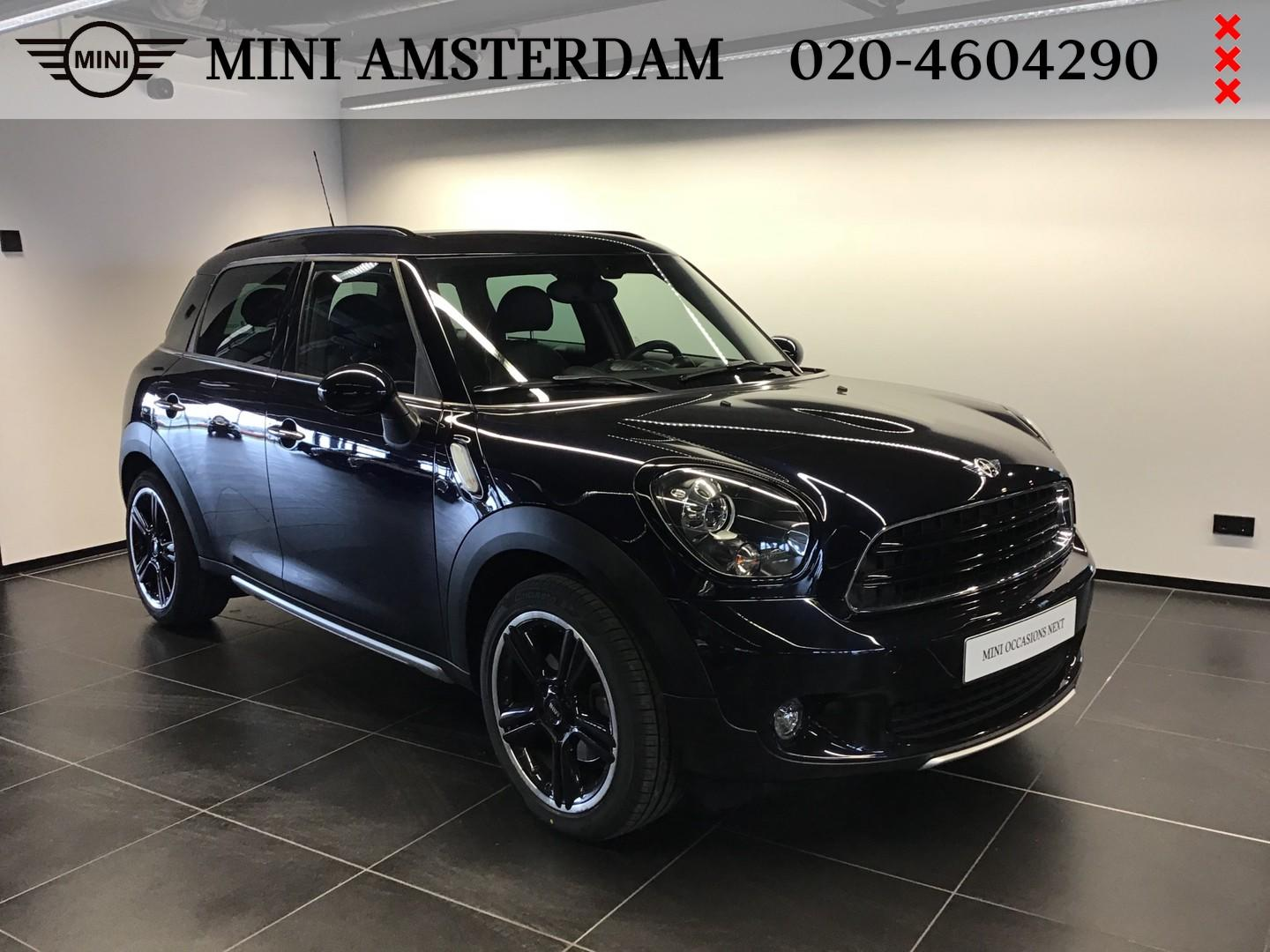 Mini Countryman 1.6 cooper pepper city wired