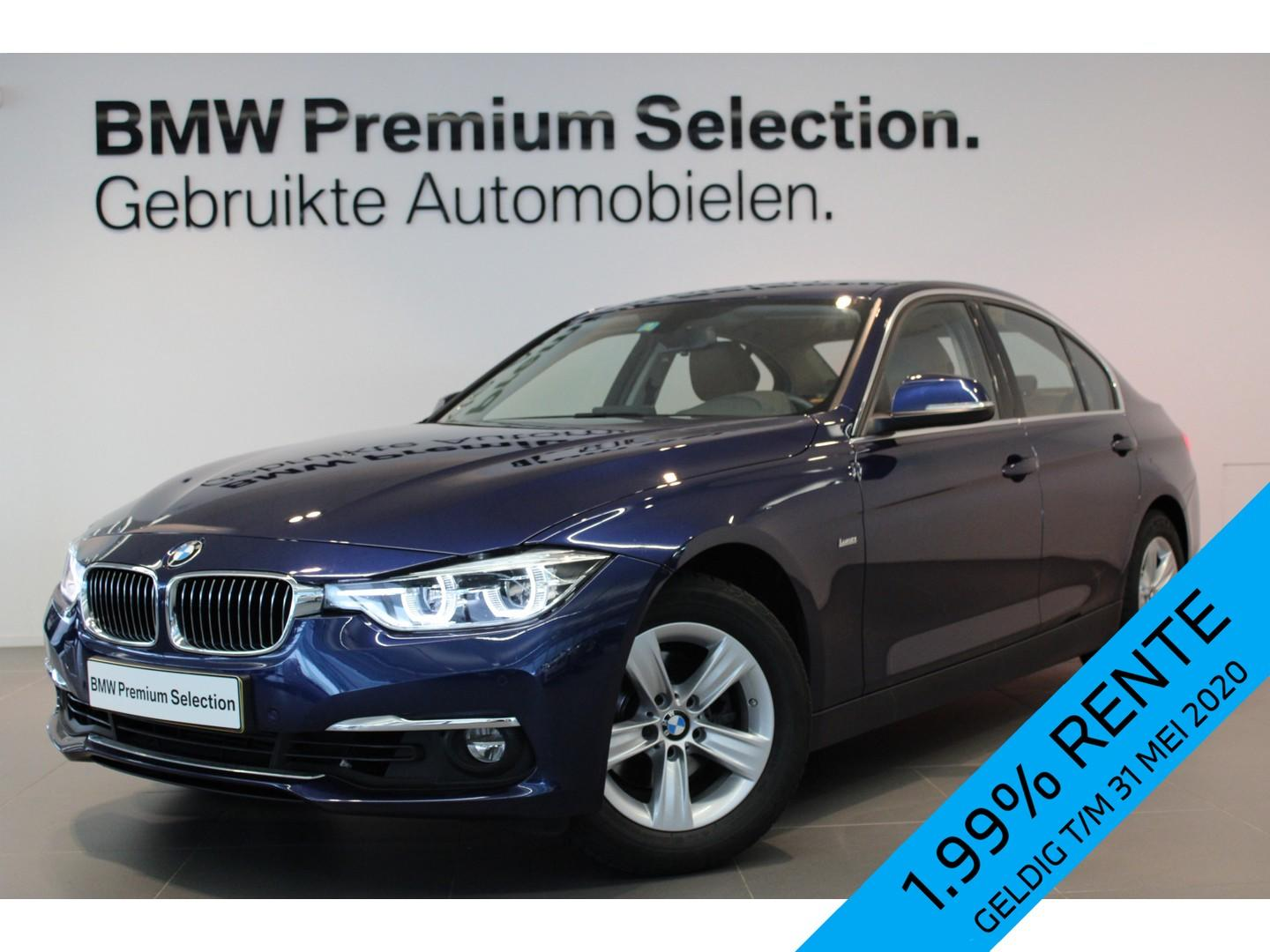 Bmw 3 serie 318i luxury line high executive