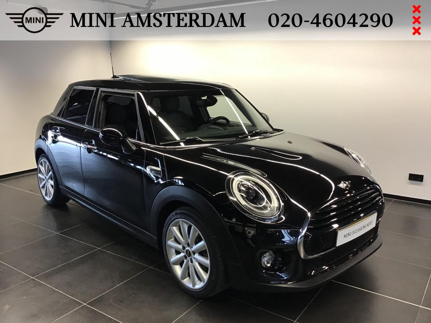 Mini 5-deurs 1.5 cooper chili serious business