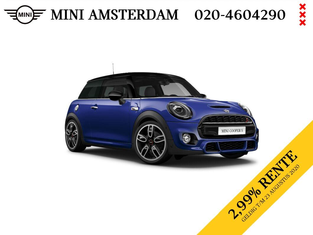 Mini 3-deurs 2.0 cooper s hammersmith edition serious business