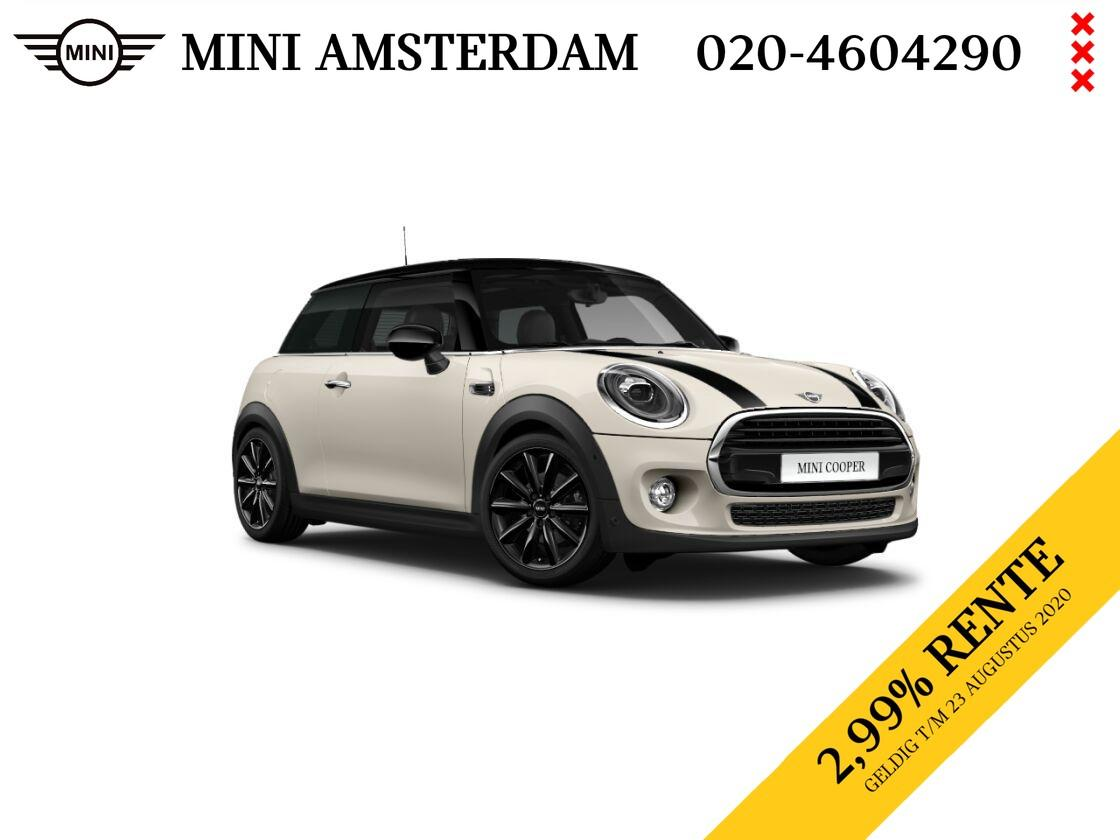 Mini 3-deurs 1.5 cooper chili serious business