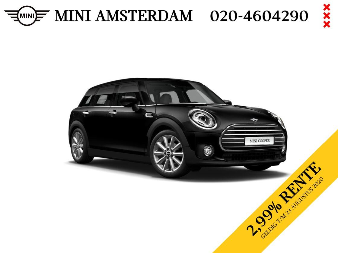 Mini Clubman 1.5 cooper pepper business plus