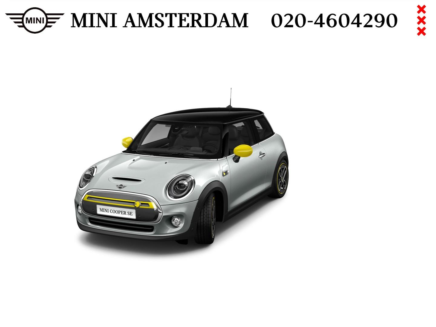 Mini 3-deurs electric Charged