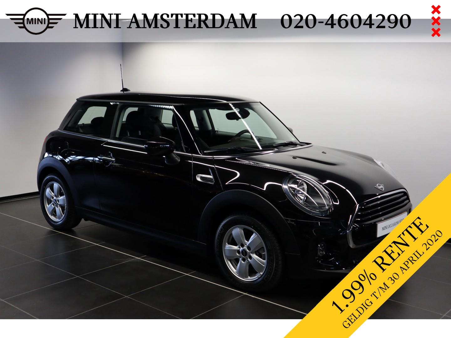 Mini 3-deurs 1.5 cooper pepper business