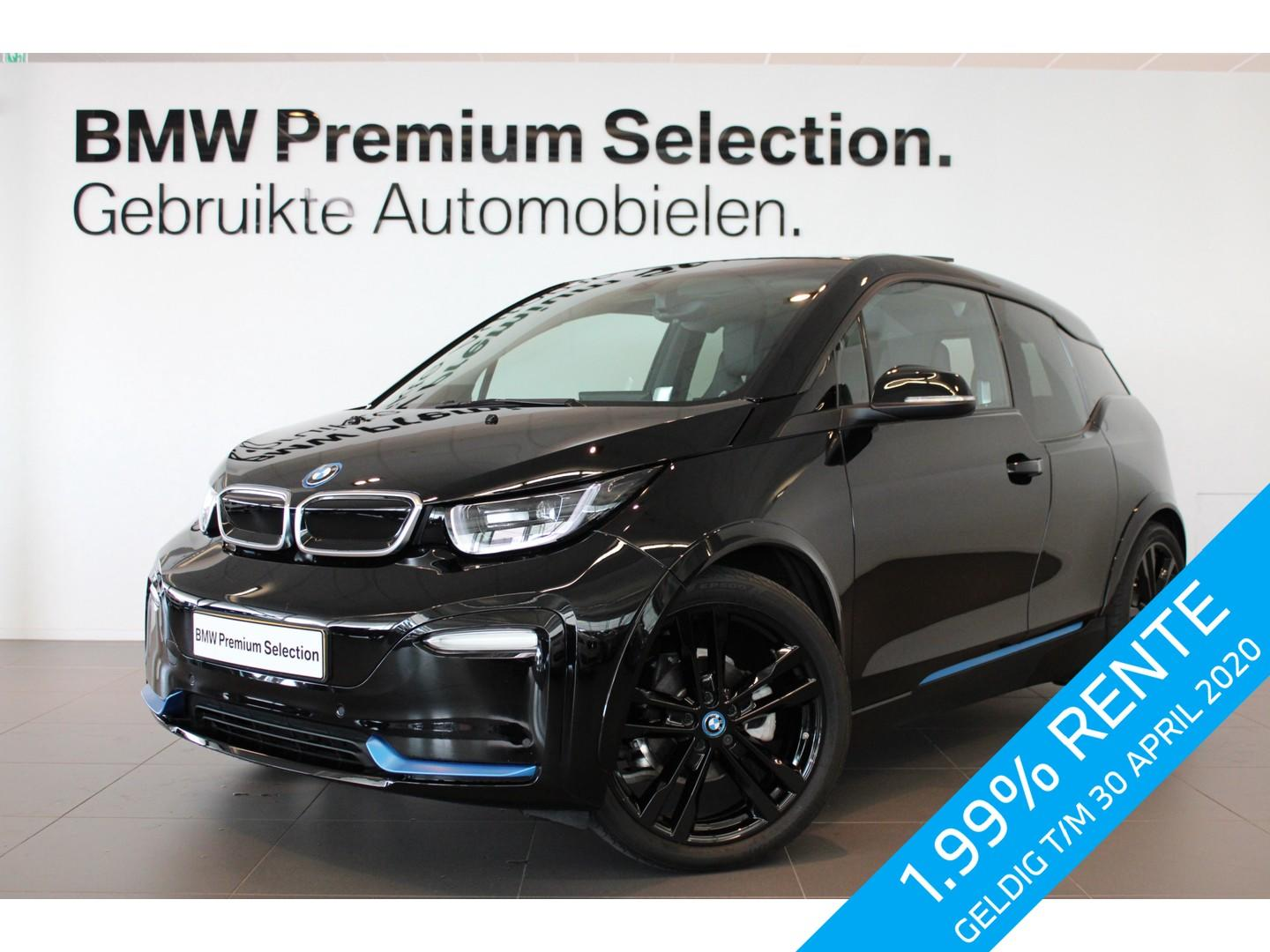 Bmw I3 S launch edition 94ah 33 kwh