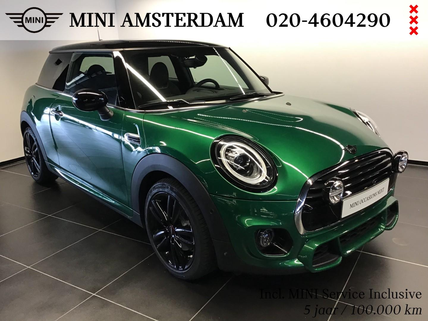 Mini 3-deurs 1.5 cooper john cooper works serious business