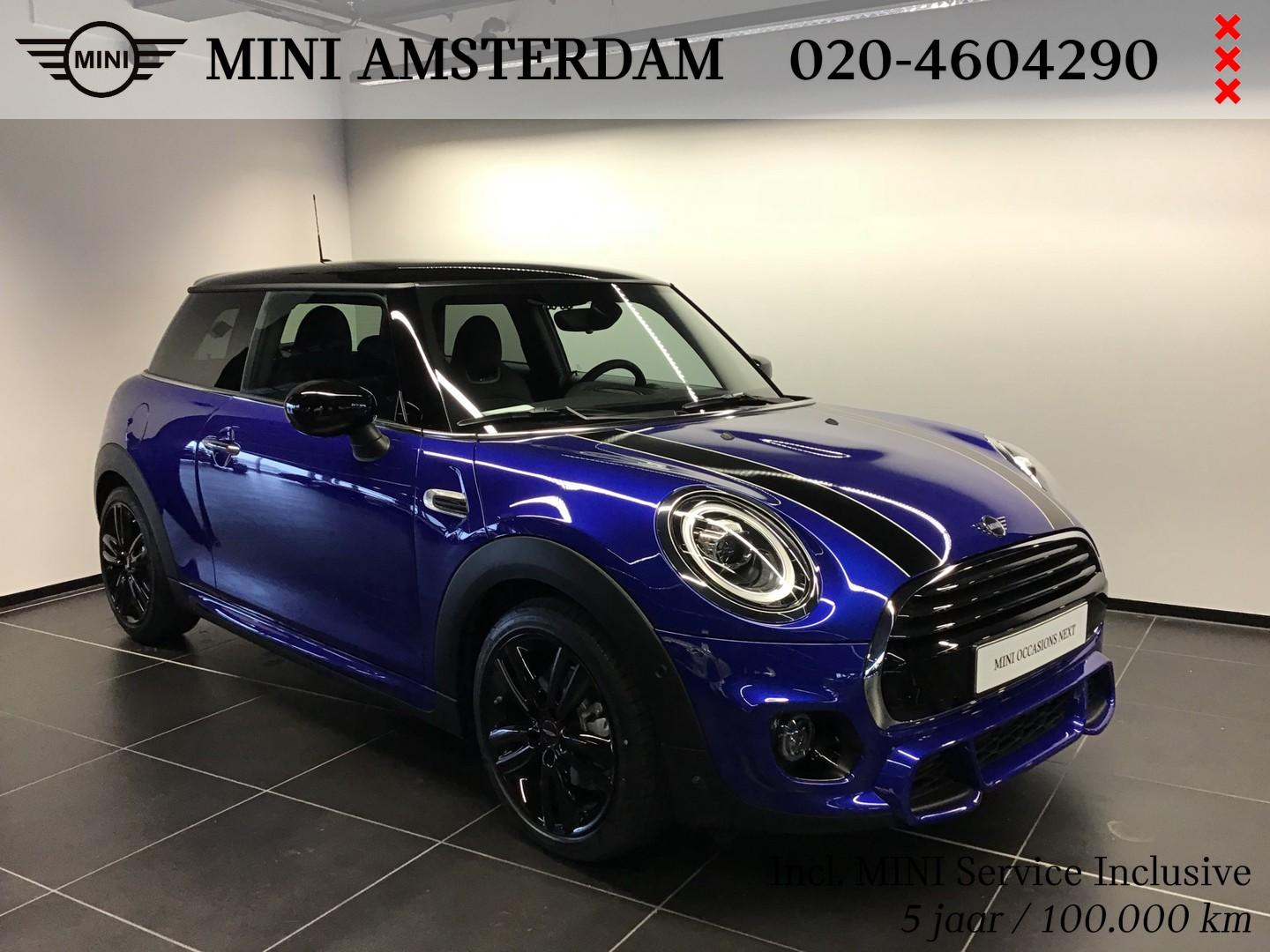 Mini Mini 1.5 cooper john cooper works pakket serious business
