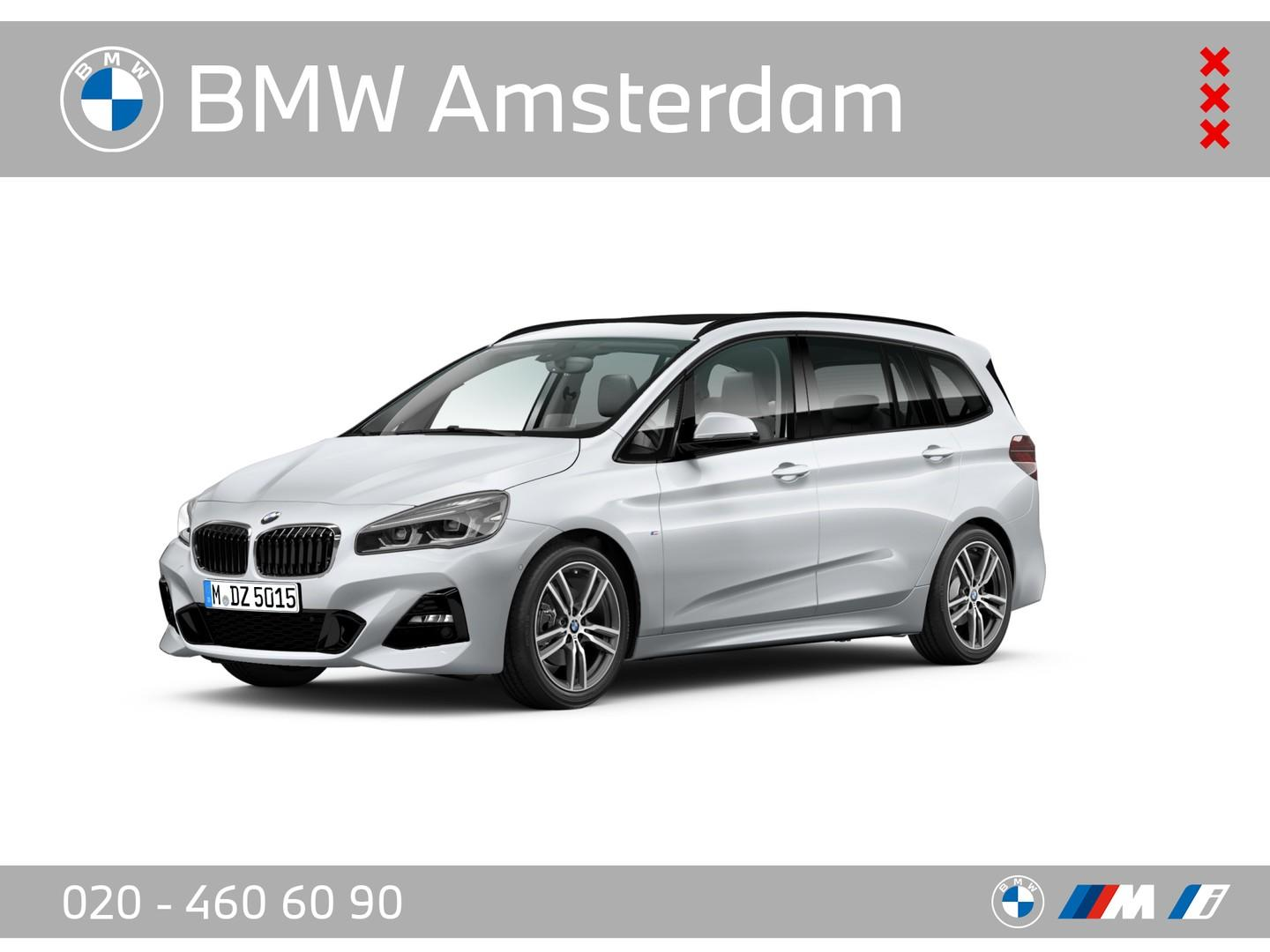 Bmw 2 serie Gran tourer 220i 7p. m-sport high executive