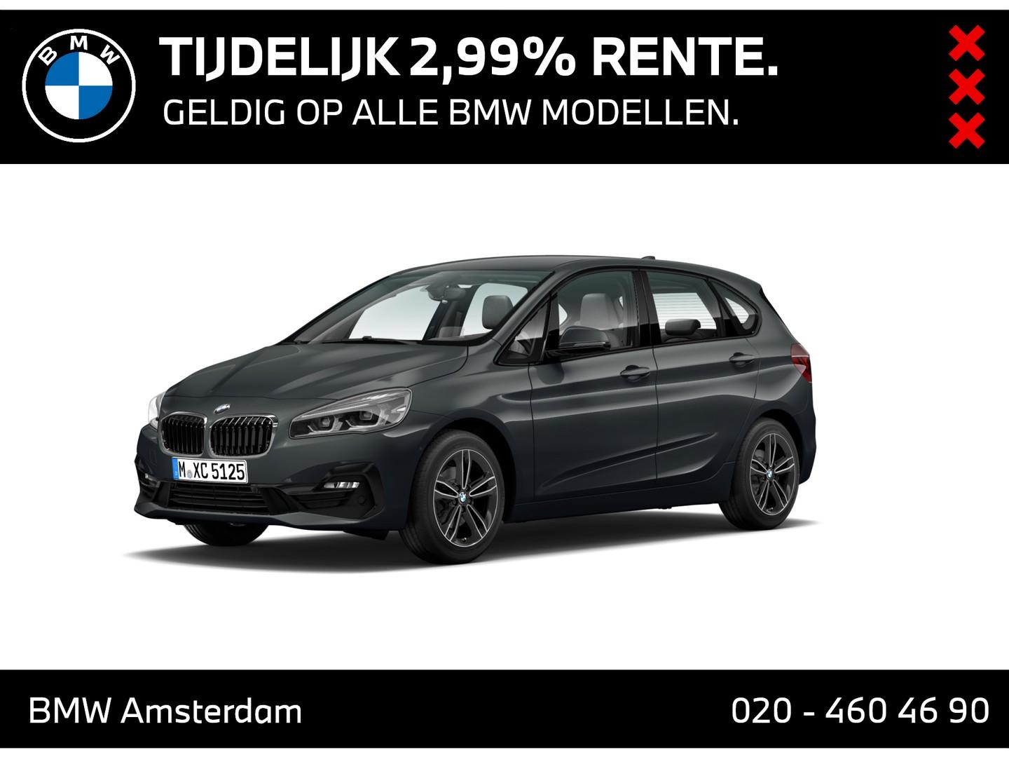 Bmw 2 serie Active tourer 218i high executive sport line