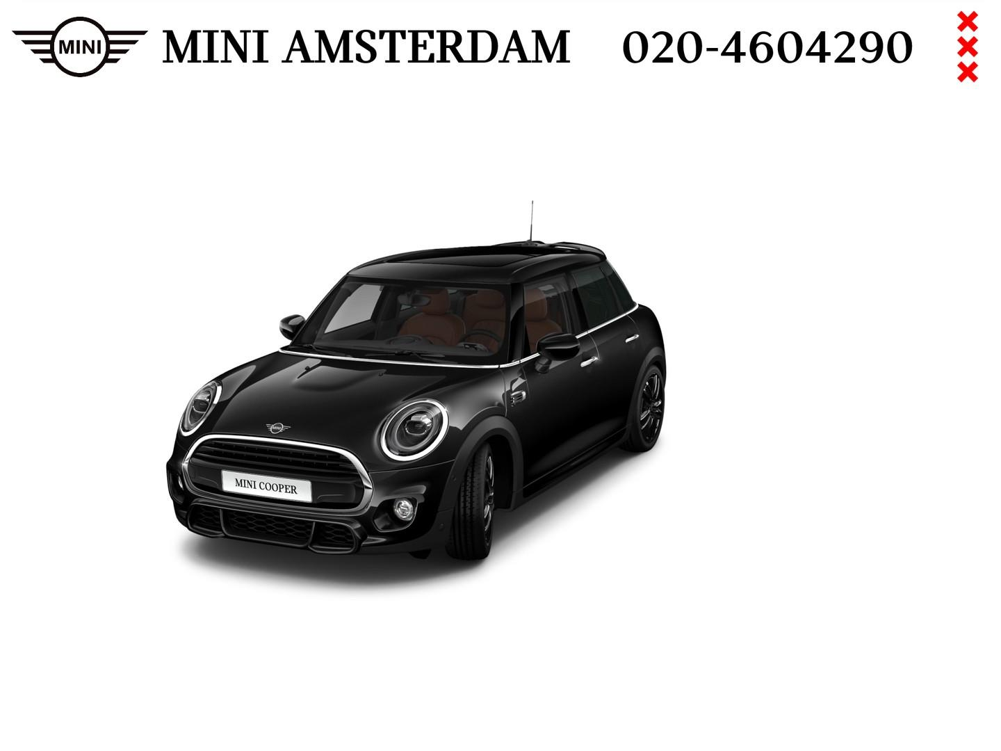 Mini 5-deurs 1.5 cooper john cooper trim serious business