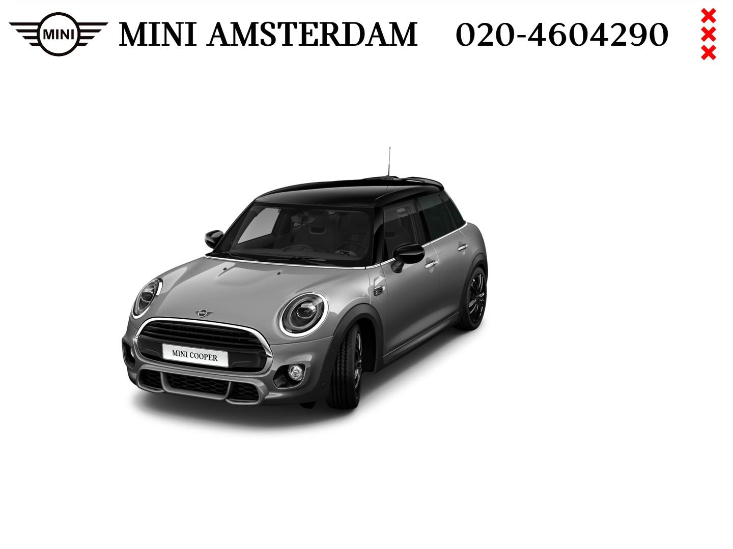 Mini 5-deurs 1.5 cooper john cooper wroks trim serious business
