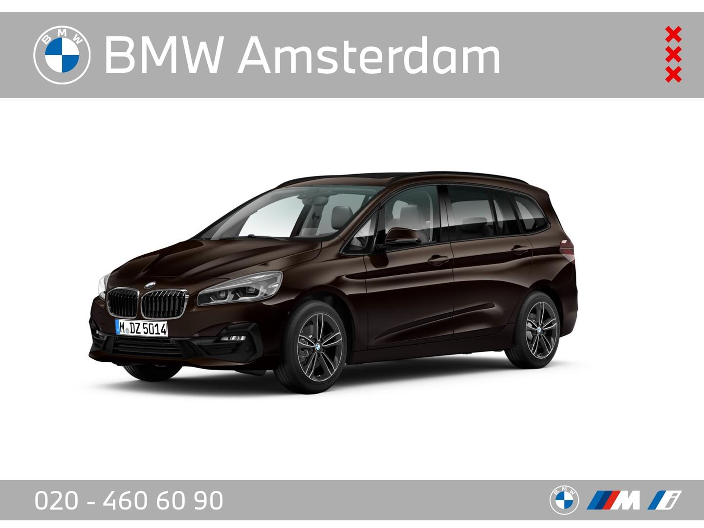 Bmw 2 serie Gran tourer 220i 7p. high executive sport line