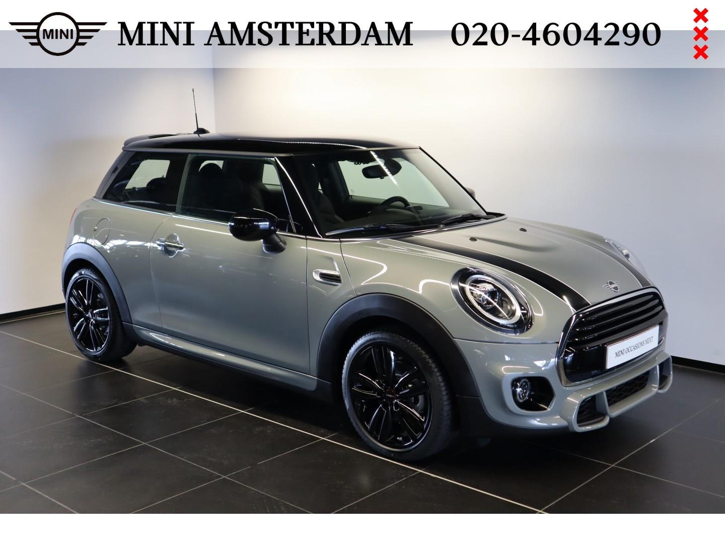 Mini 3-deurs 1.5 cooper john cooper works business plus
