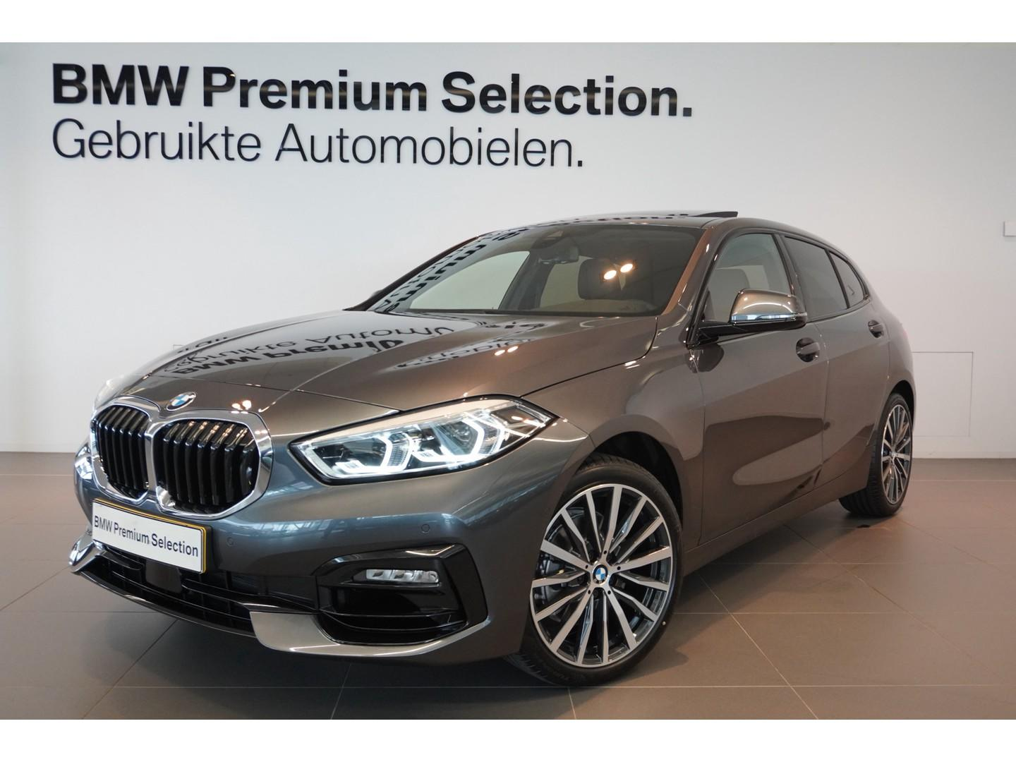 Bmw 1 serie 118i high executive, luxury line
