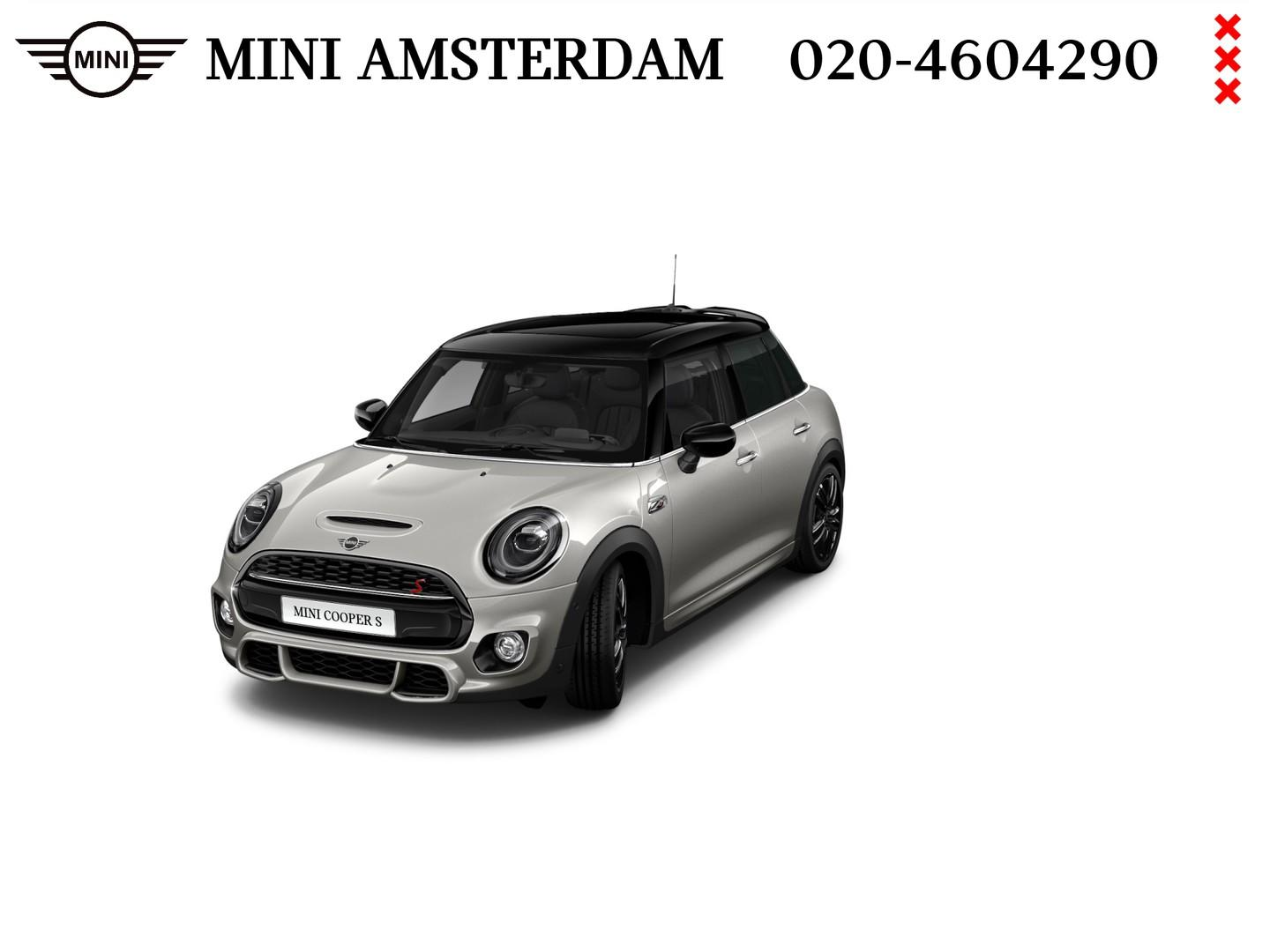 Mini 5-deurs 2.0 cooper s hammersmith edition serious business
