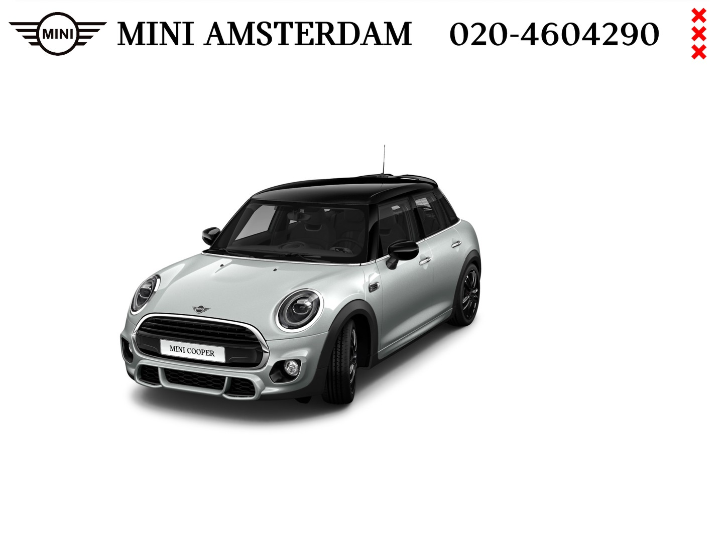 Mini 5-deurs 1.5 cooper dalston edition business plus