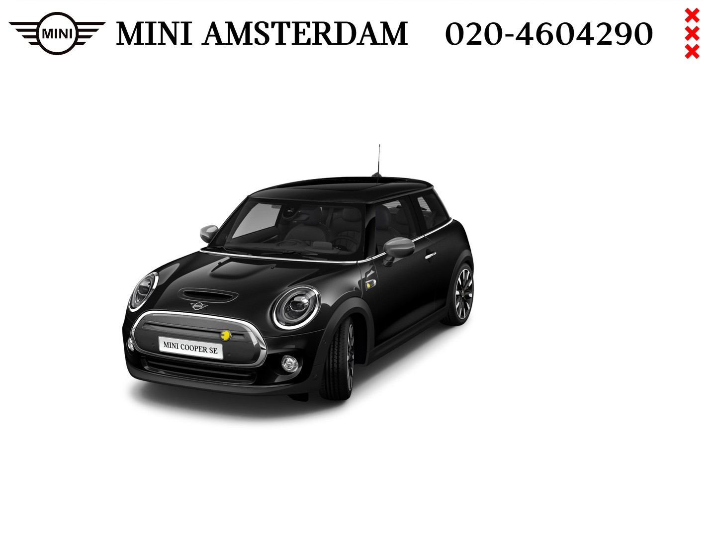 Mini 3-deurs Electric yours