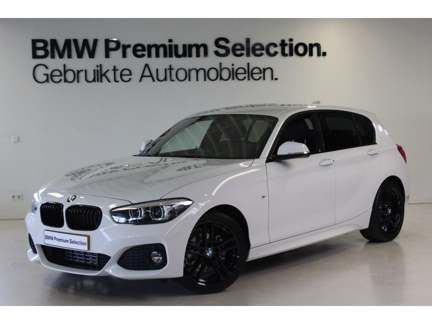 Bmw 1 serie 118i edition m sport shadow executive