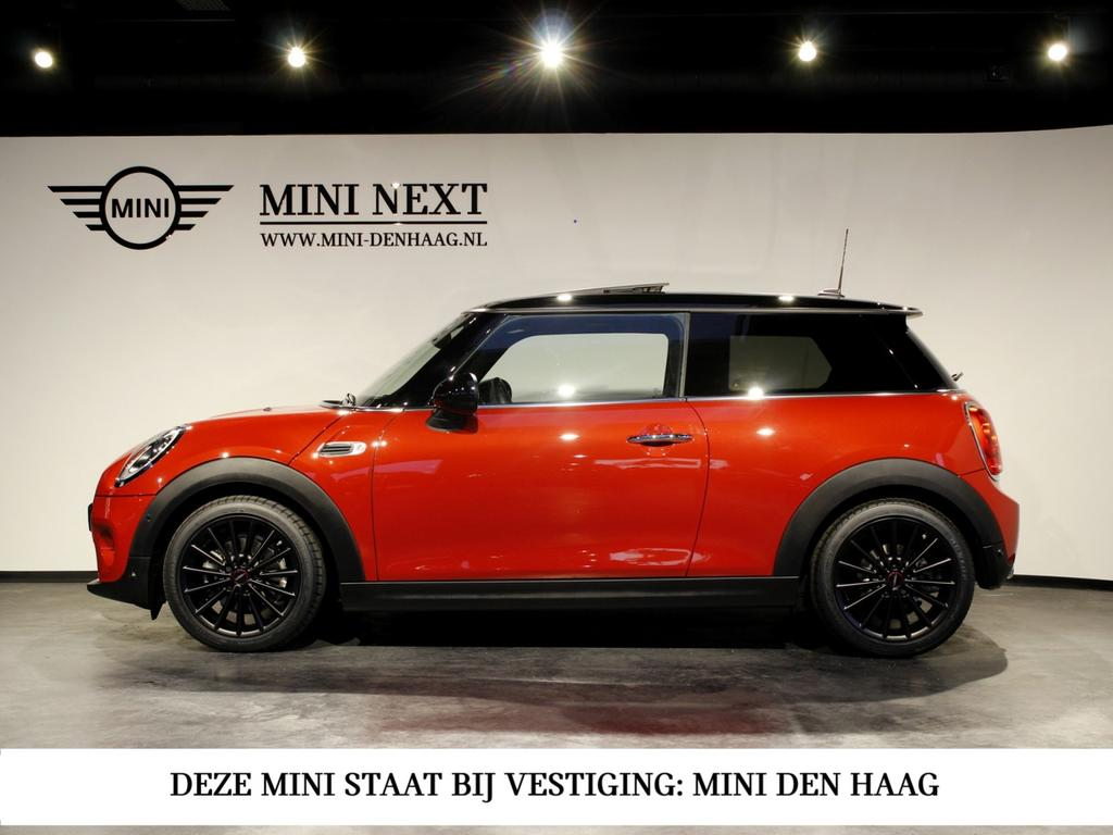 Mini 3-deurs 1.5 cooper chili business wired