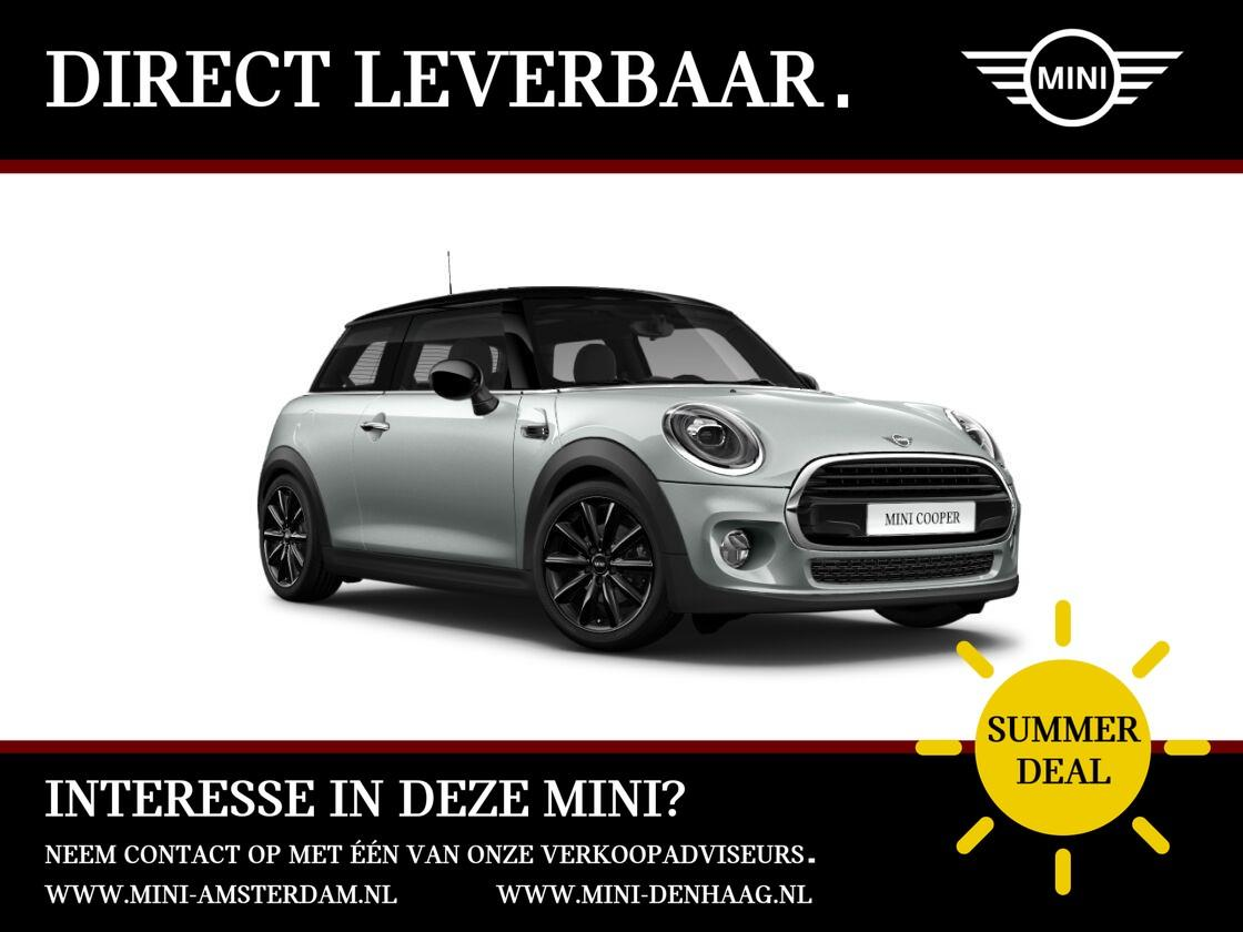 Mini 3-deurs 1.5 cooper jcw business plus