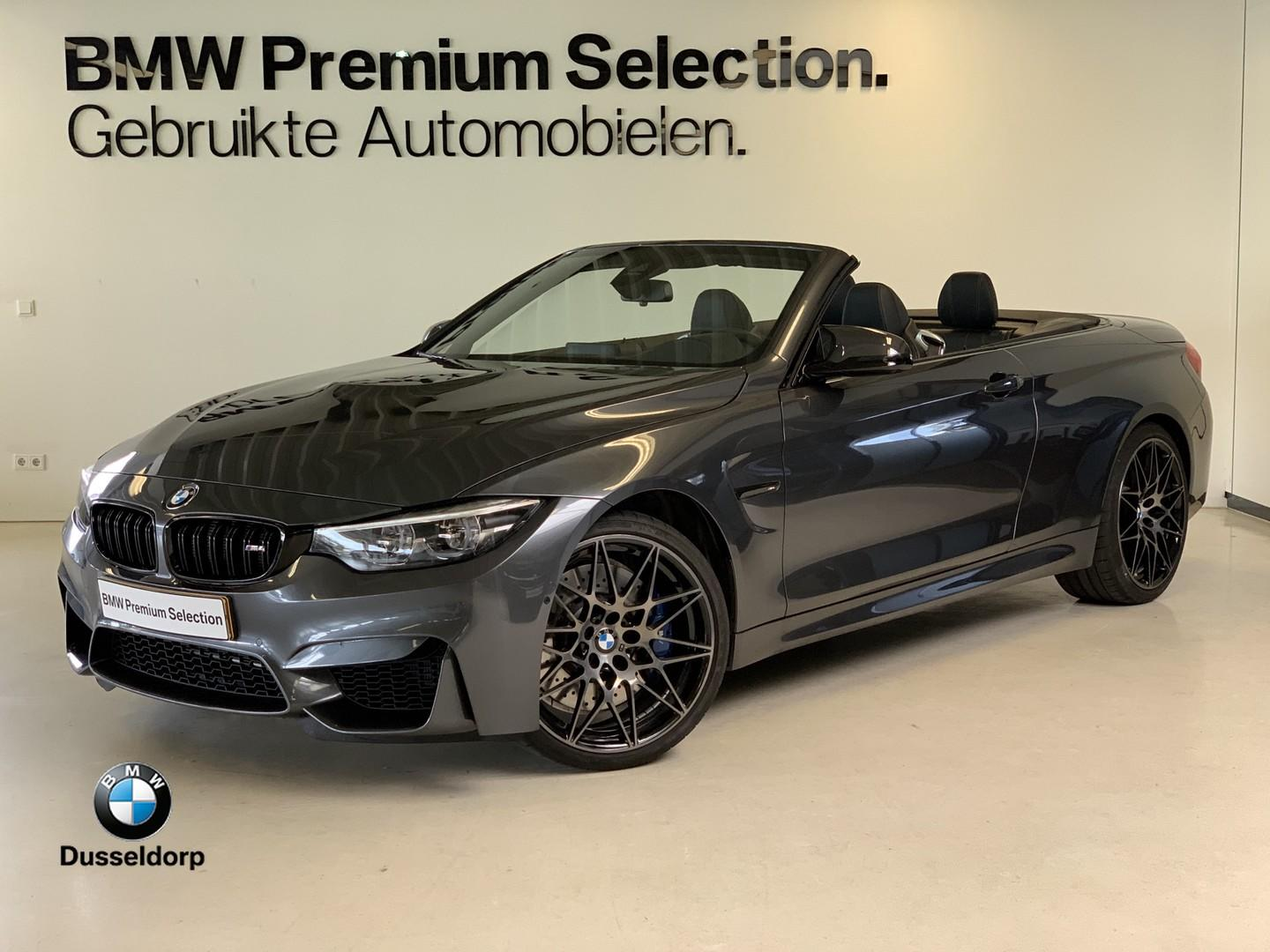 Bmw M4 Cabriolet competition .