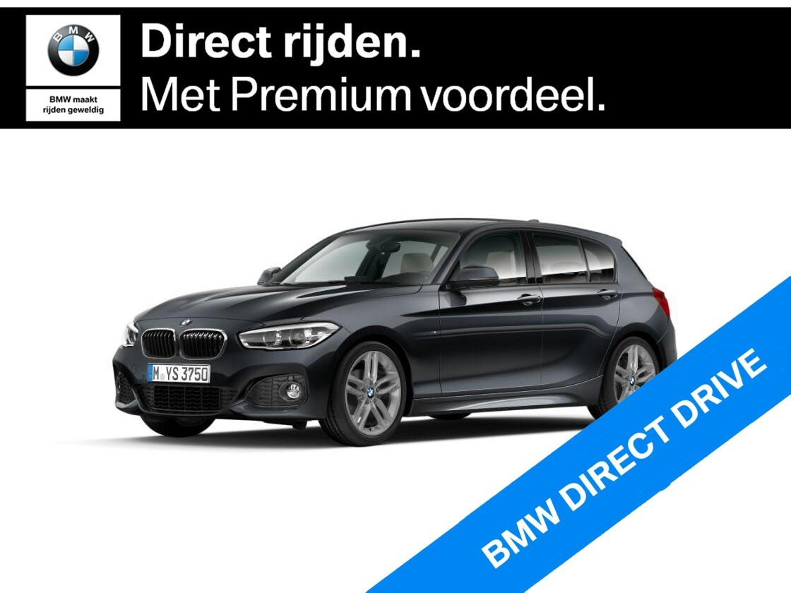 Bmw 1 serie 118i edition m sport shadow high executive