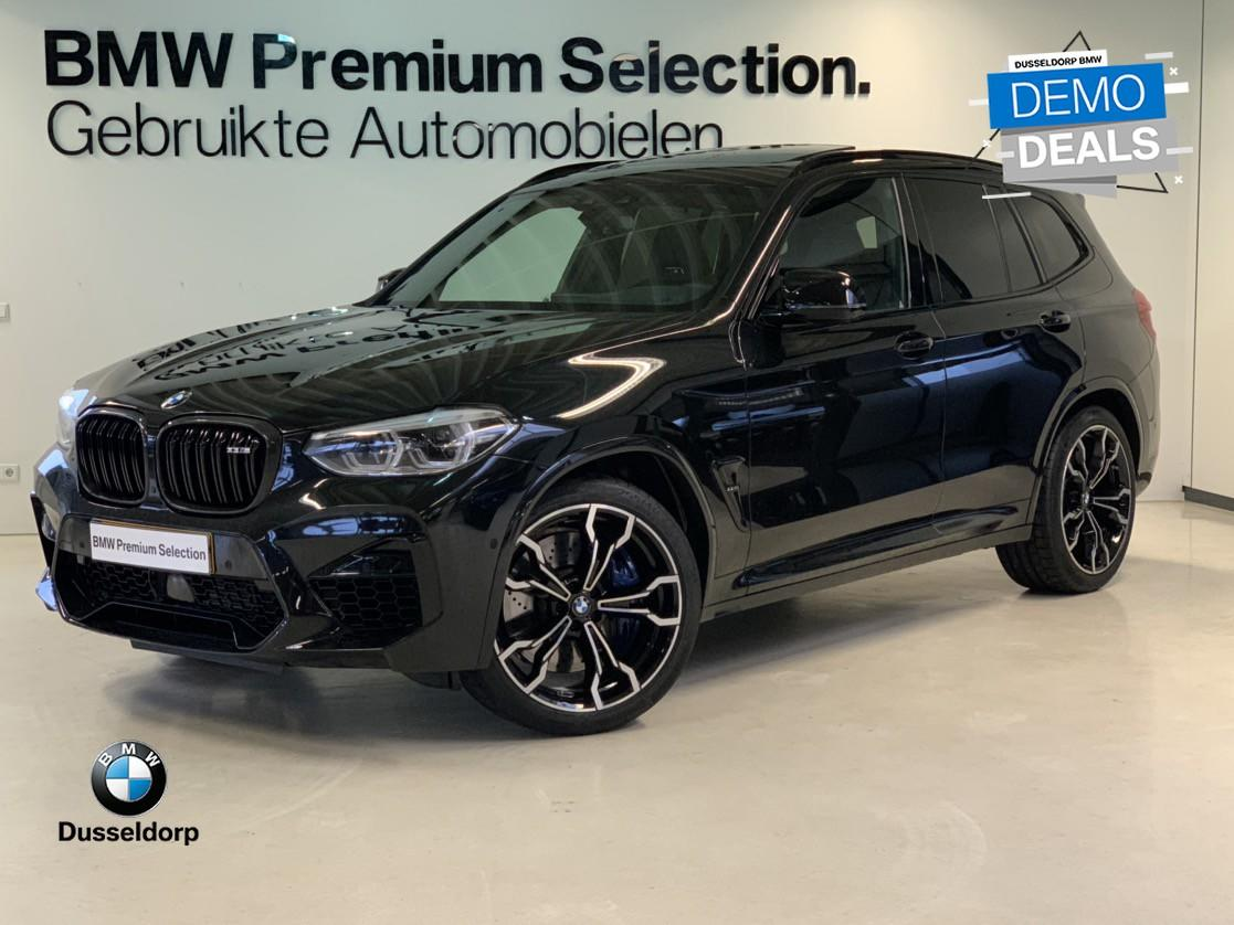 Bmw X3 M competition .