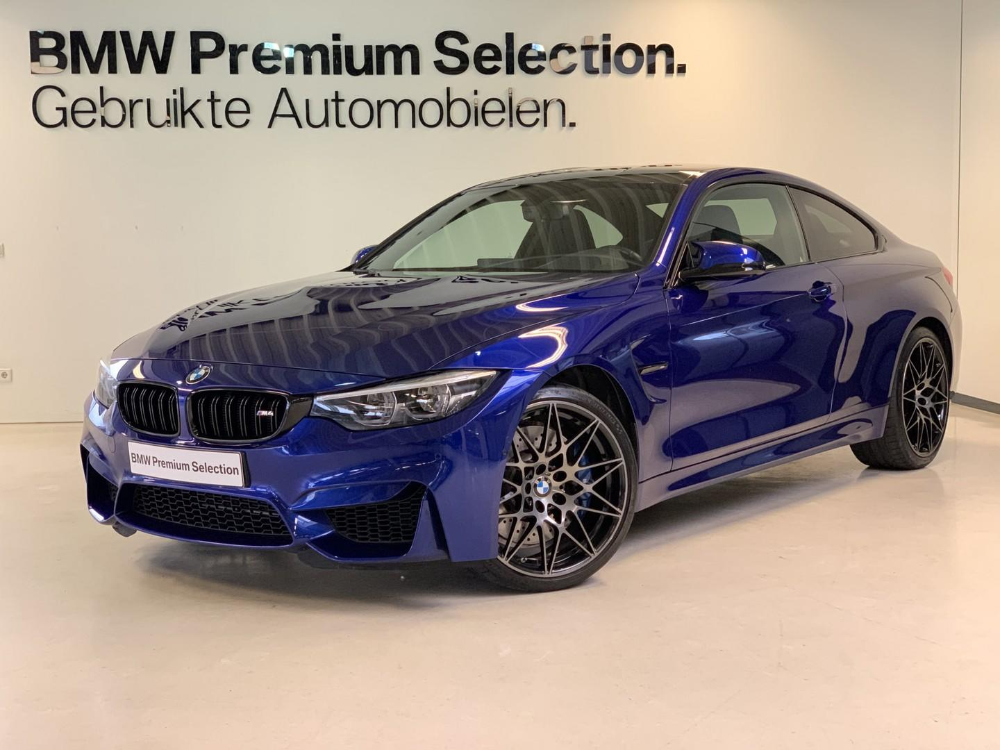 Bmw M4 Coupé competition m-performance uitlaat .