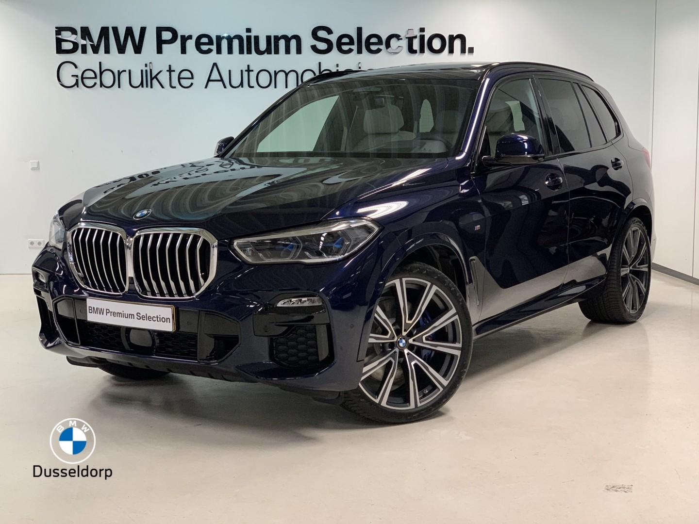 Bmw X5 Xdrive40i high executive