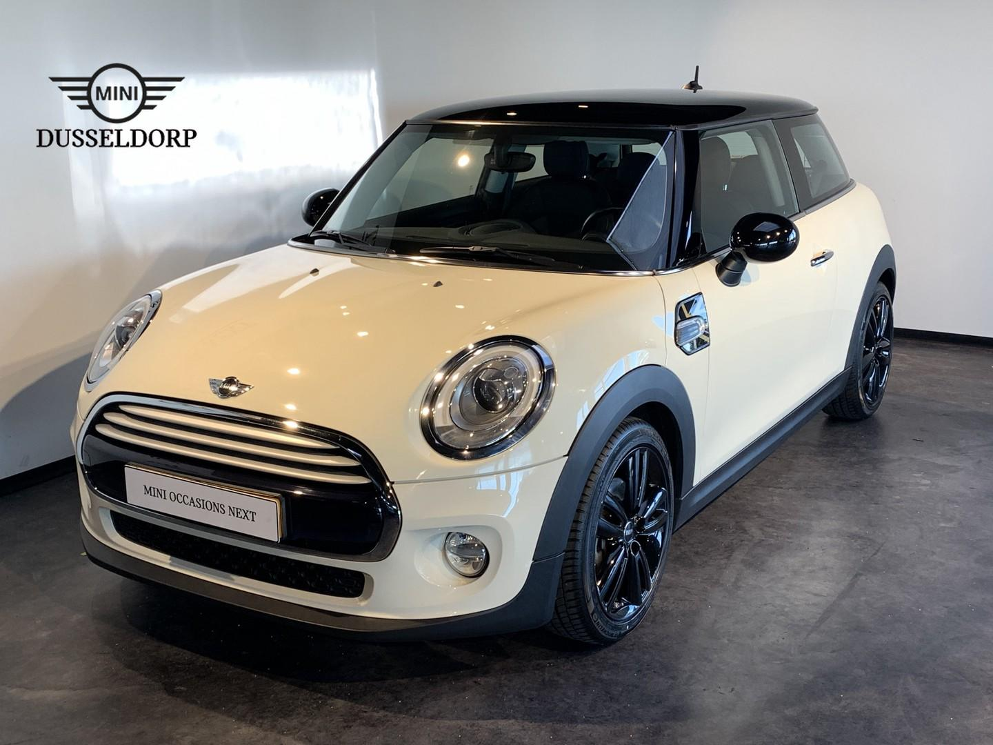 Mini 3-deurs Cooper wired