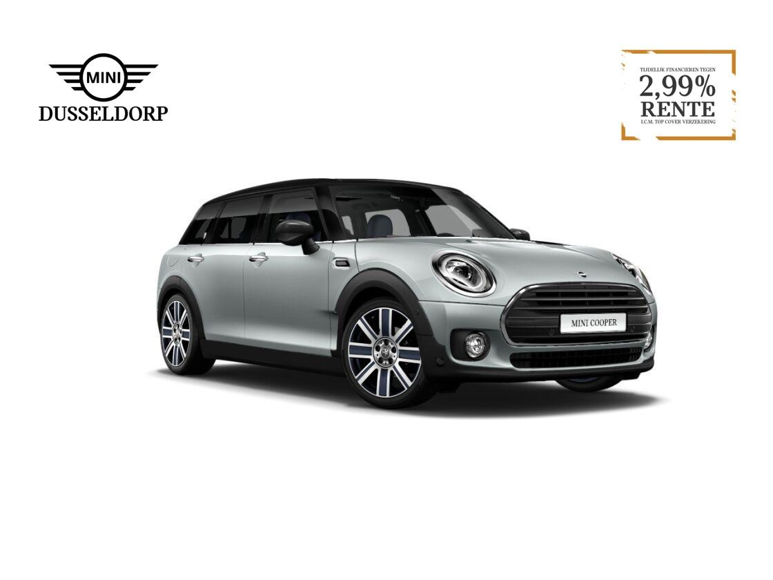 Mini Clubman Cooper yours trim package serious business