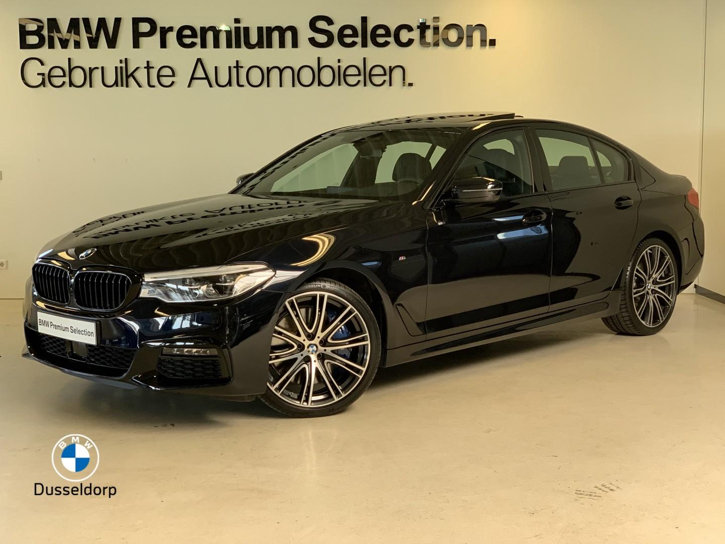 Bmw 5 serie 540i high executive m-sport